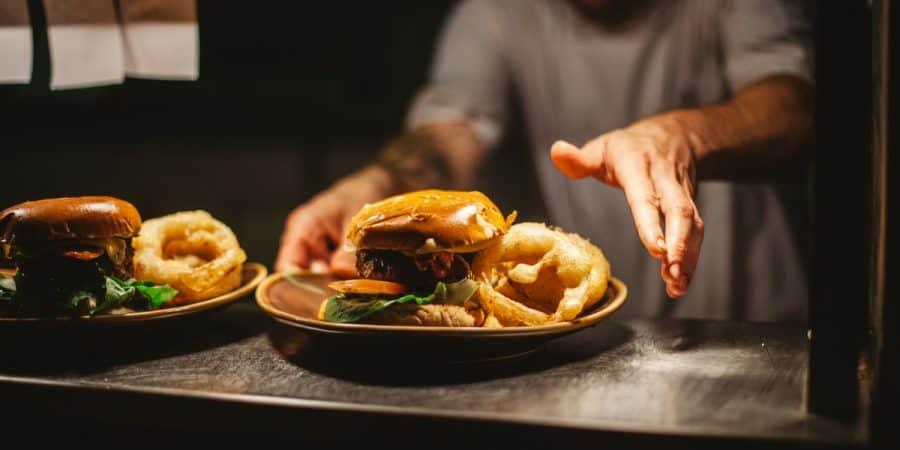 Liam Humberstone's Venison Burger Recipe
