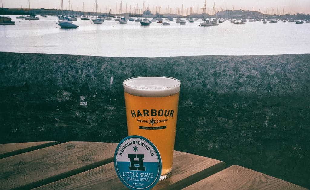 the-working-boat-harbour-beer-of-the-week-little-wave