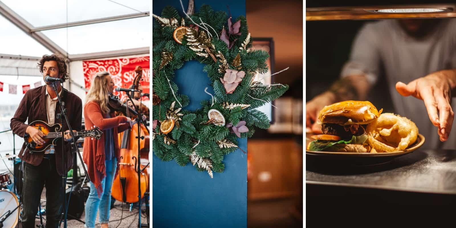 christmas festival-in-falmouth-the-working-boat-pub-mini-christmas-festival-5