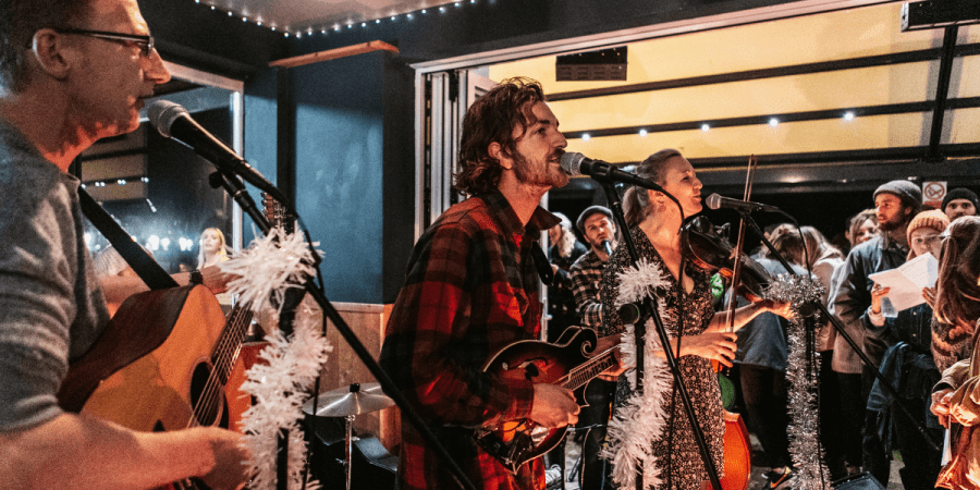 Our Christmas Festival in Falmouth was a huge success
