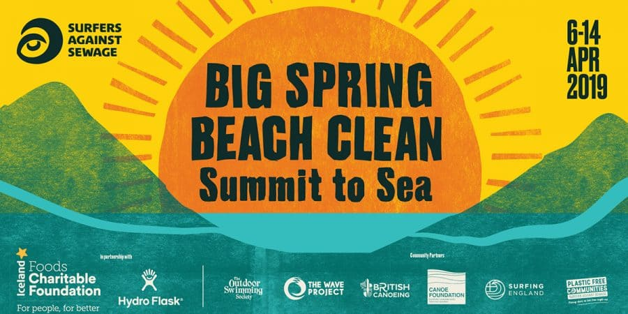 The Big Spring Beach Clean: Greenbank Beach