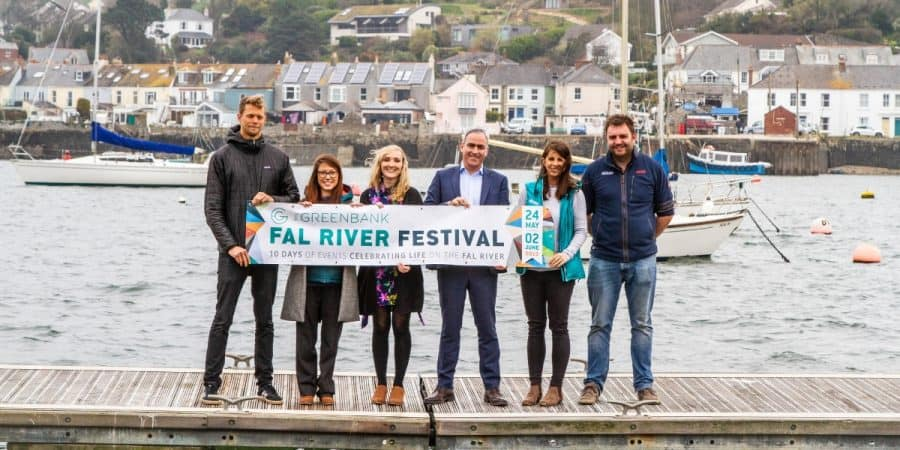 The Fal River Festival: Sponsored by The Greenbank