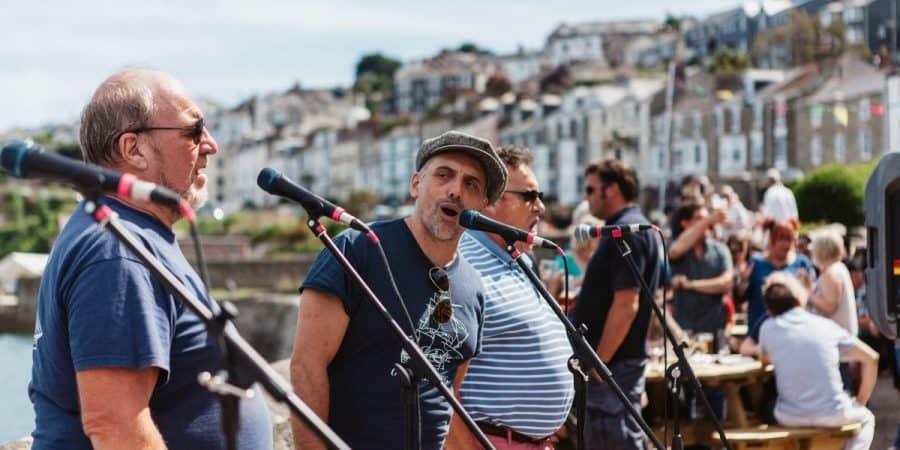Falmouth Sea Shanty Festival: The Line-Up