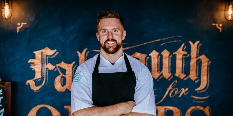 Meet Breakfast Chef Cameron Davidson