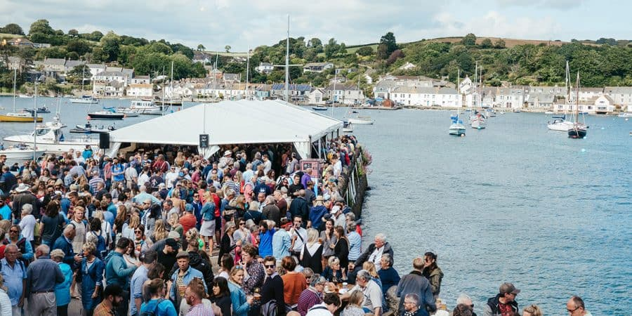 Official key sponsors of Falmouth Sea Shanty Festival