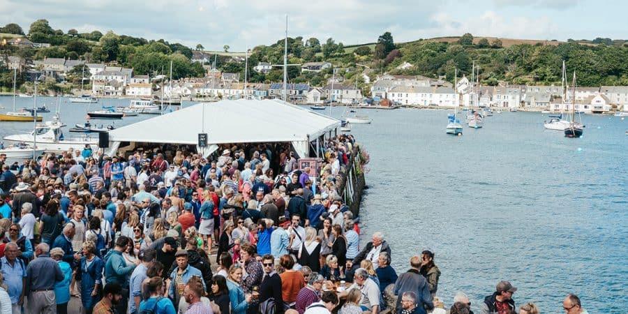 Official key sponsors of Falmouth Sea Shanty Festival