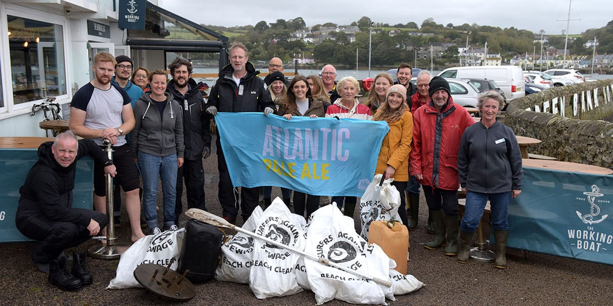 sas-beach-clean-the-working-boat-2020-events-in-falmouth-cornwall-charity-surfers-against-sewage