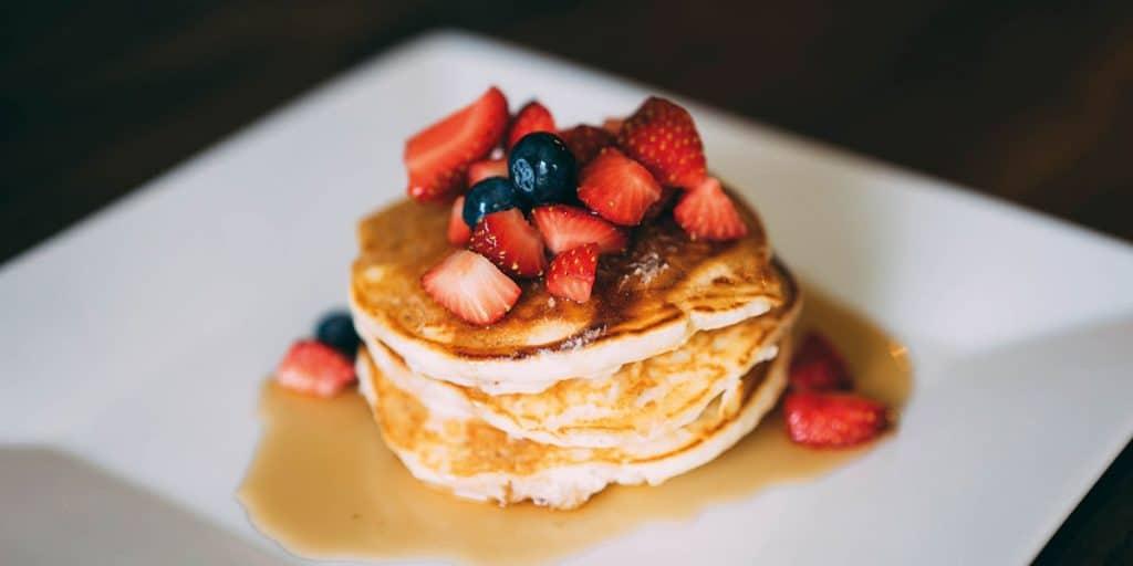 Vegan pancake recipes at The Working Boat