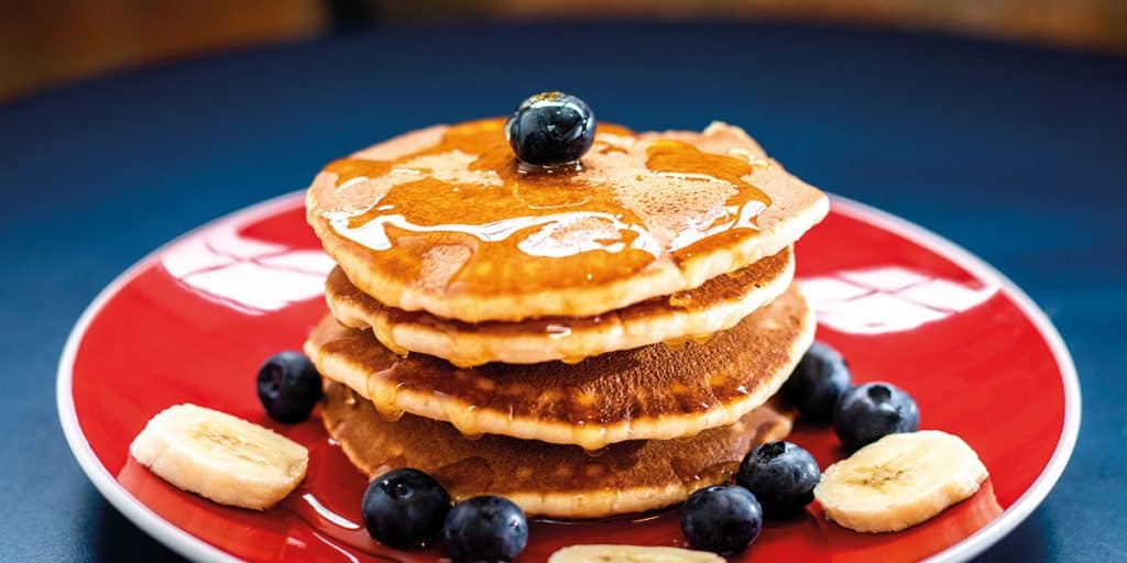 best pancake recipes at The Working Boat