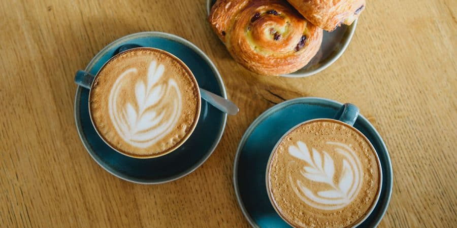 Top Five Coffee Shops in Falmouth
