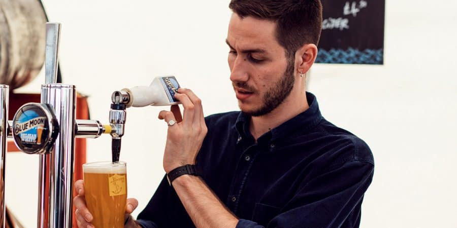 Pub Manager Ryan's Top Five Craft Beers