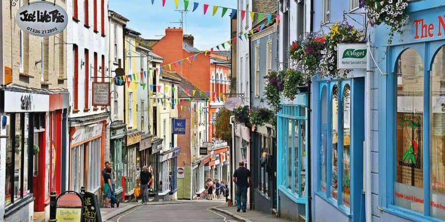 The top ten independent shops to visit in Falmouth