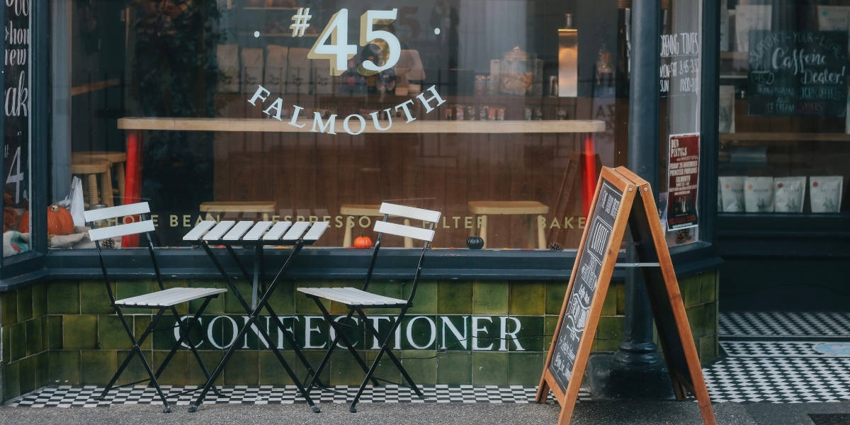 the-working-boat-best-coffee-shops-in-falmouth-forty-five-coffee-outside